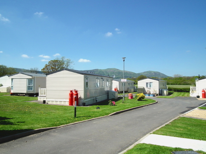 Views around Oakmere Holiday Park