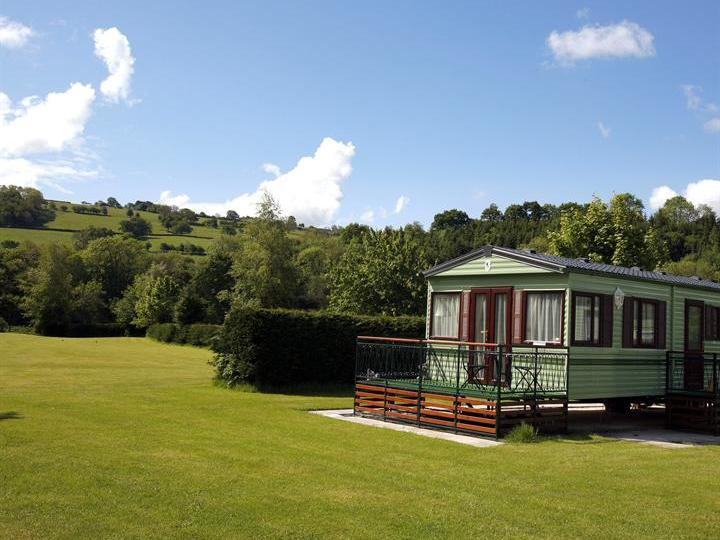 Holiday Home in the Mid Wales Countryside