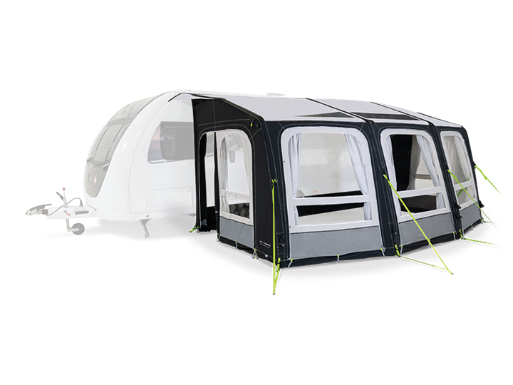 Caravan Awnings-Kampa Ace Air Pro 500