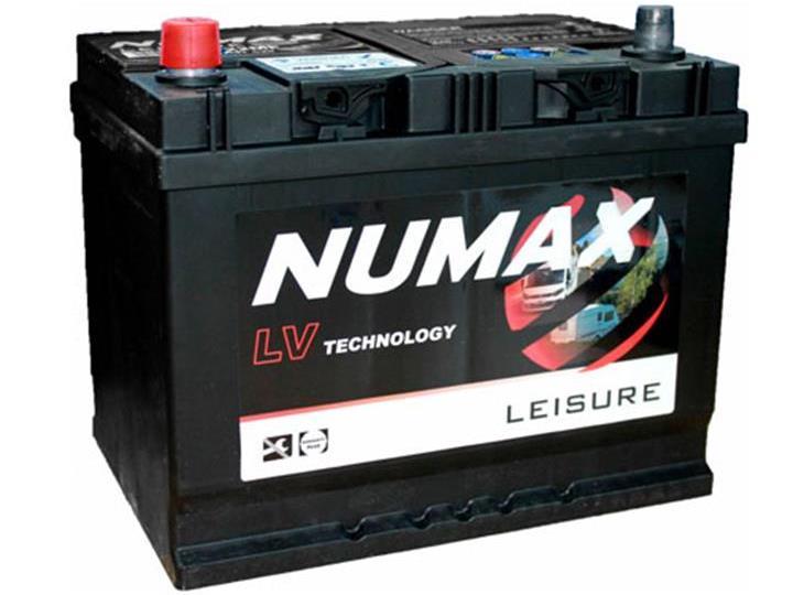Numax LV22 75AH Leisure Battery