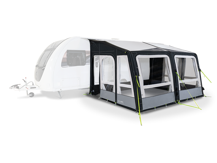 Caravan Awnings-Kampa Grande Air Pro 390