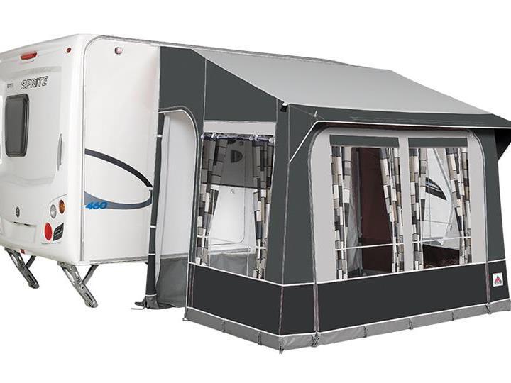 Caravan Awnings-Dorema Quattro 225 & 275 - From £479