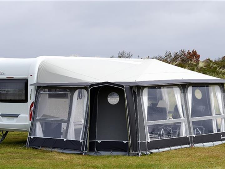 Caravan Awnings-Isabella Penta Flint - From £2,285