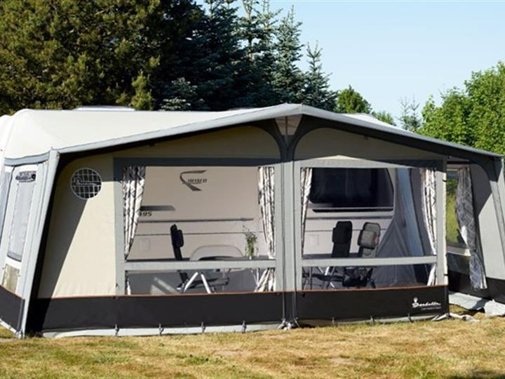 Caravan Awnings-Isabella Commodore Dawn & North - From £1,881