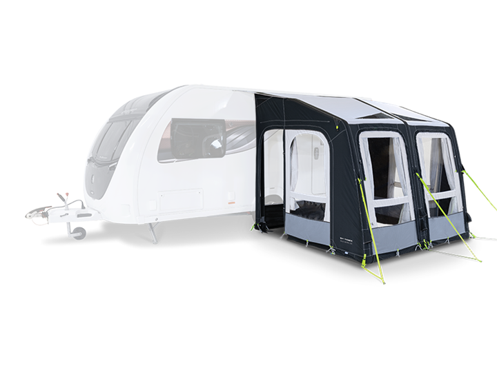 Caravan Awnings-Kampa Rally Air Pro 260