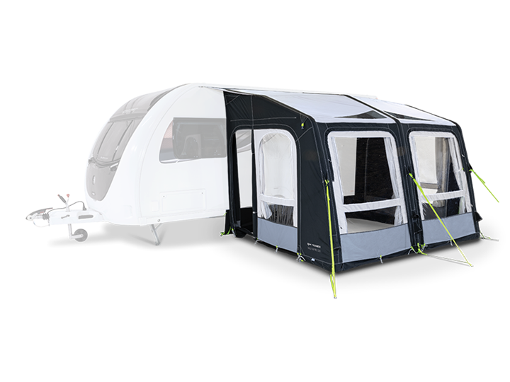 Caravan Awnings-Kampa Rally Air Pro 330