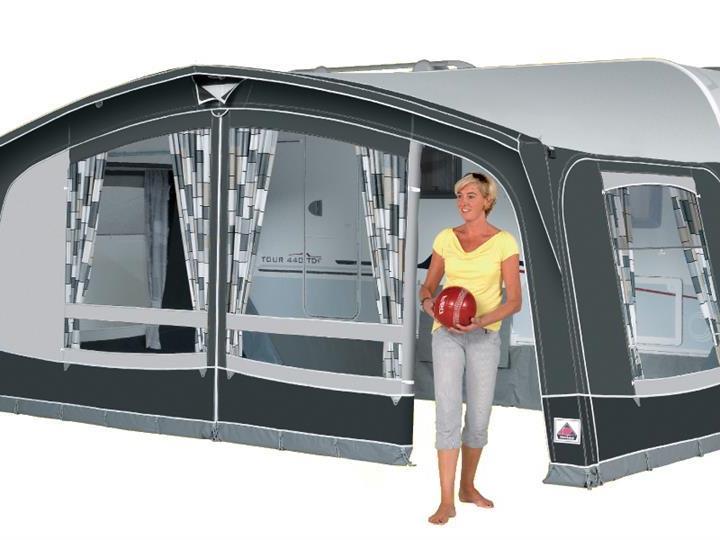 Caravan Awnings-Dorema Octavia - From £839