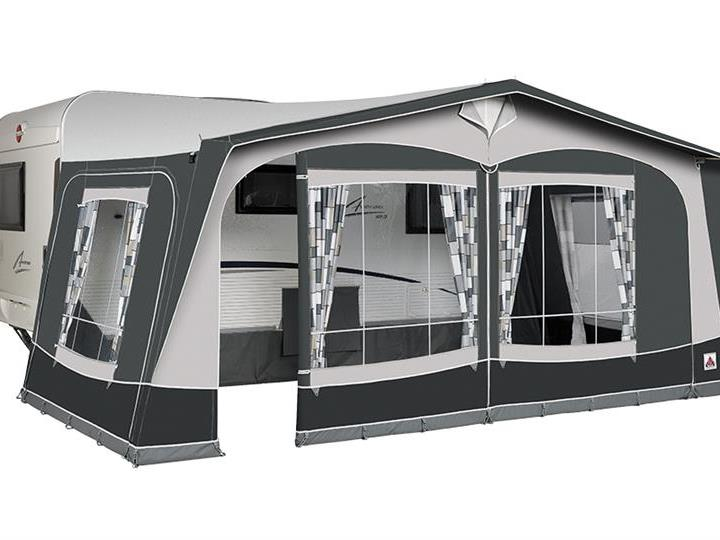 Caravan Awnings-Dorema President 250 - From £959