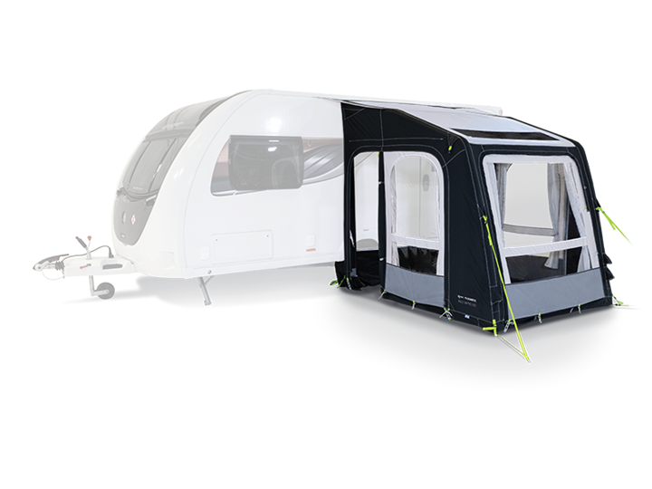 Caravan Awnings-Kampa Rally Air Pro 200