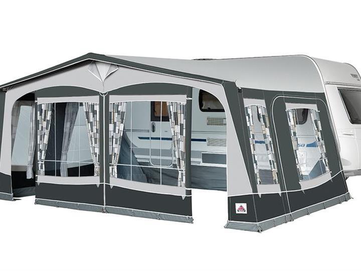 Caravan Awnings-Dorema President XL300 - From £1,049