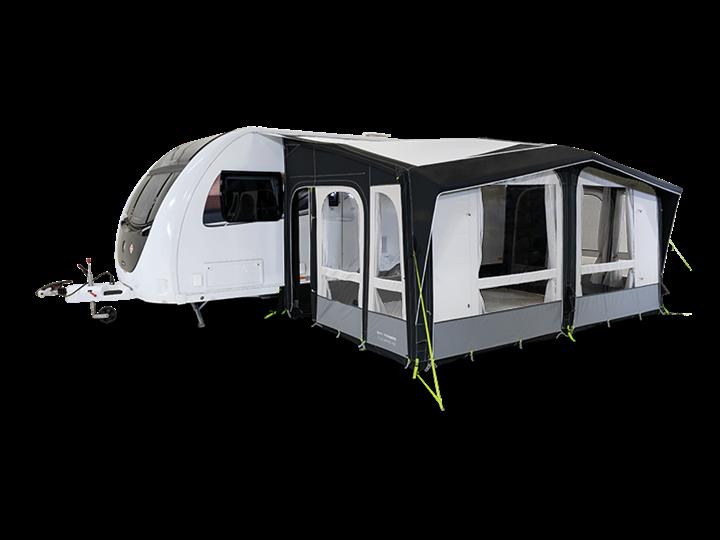 Caravan Awnings-Kampa Club Air Pro 450