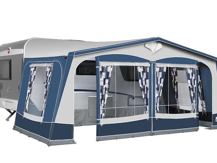 Caravan Awnings-Dorema Garda 240, XL270 & 240 De Luxe - From £709